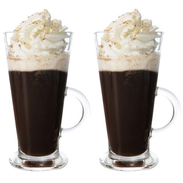 Irish coffee skedar