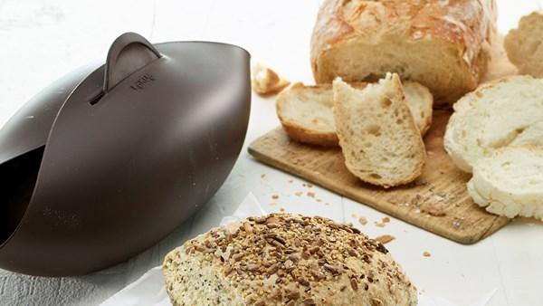Så här bakar du bröd utan att behöva gruva dig över disken